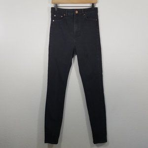 ASOS High Rise Stretch Skinny Jeans UK Size 30/36